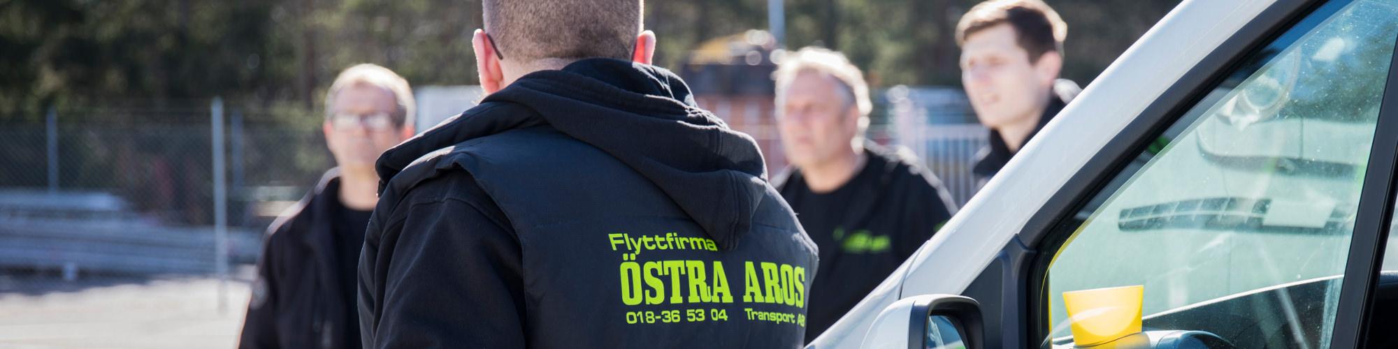 Kontorsflytt Flyttfirma Östra Aros